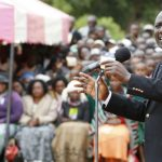 """""""Co-operate and save your family or refuse and lose it"""" JUBILEE warns CHEBUKATI"""
