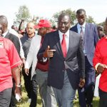 Bungoma is Jubilee zone, Lusaka assures after DP Ruto heckling