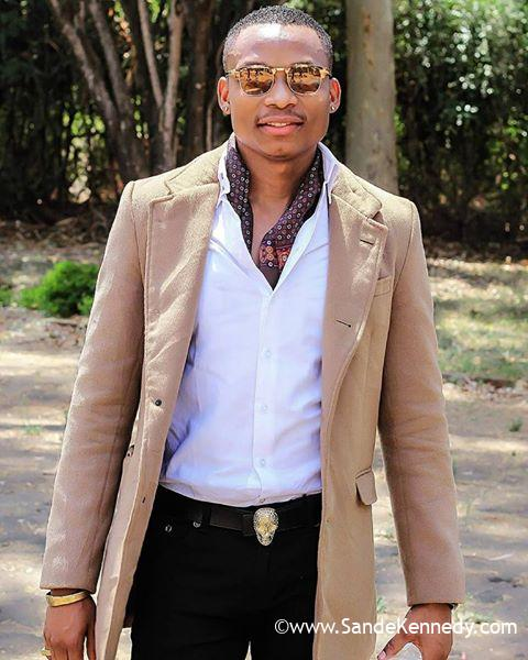 Otile Brown in Trouble after walking away from contract with Dreamland Music