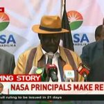 Raila Wants IEBC Disbanded, Journey To Canaan Still On Course