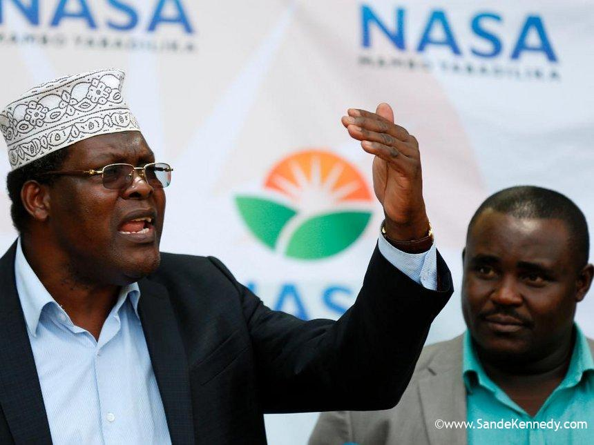 Self-styled NRM general Miguna to jet back from Canada today