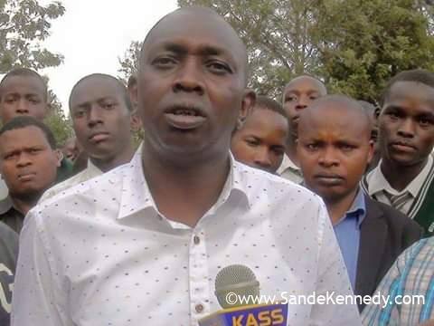URP refugee Oscar Sudi to collect 1 million signatures to impeach Raila Odinga from the AU job.