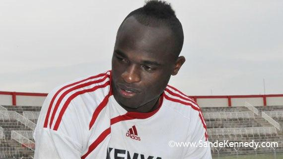 Confirmed Dennis Oliech To rejoin Harambee Stars ahead of African Cup of Nations in Cairo