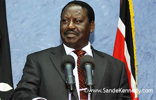 Raila Odinga's full statement On Dusit Hotel Nairobi attack