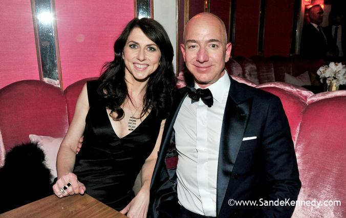 Jeff Bezos – The Richest Person In The World With A Net Worth Of $136 Billion – Is Getting Divorced From His Wife Of 25 Years