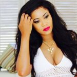 Good for what? Socialite Vera Sidika back to her old ways by parading nudes on social media.