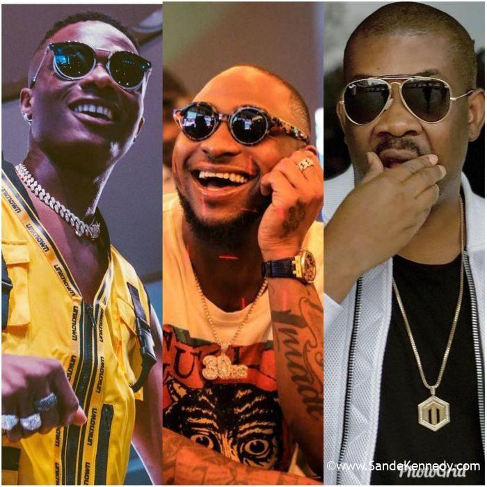 List Of Top 10 Richest Music Stars In Africa(See List)