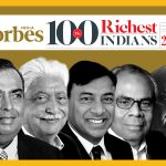 List of the richest Indians on the Forbes list 2019