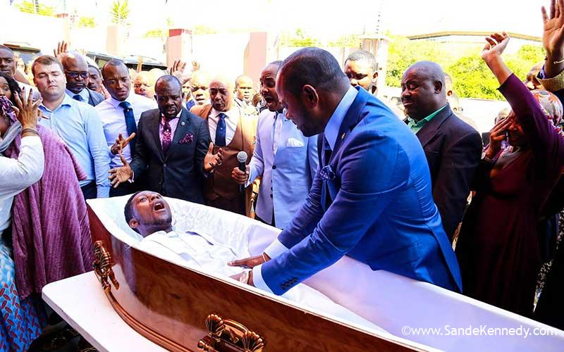 'Resurrected' man disappears, Lukau's church changes tune amid investigation