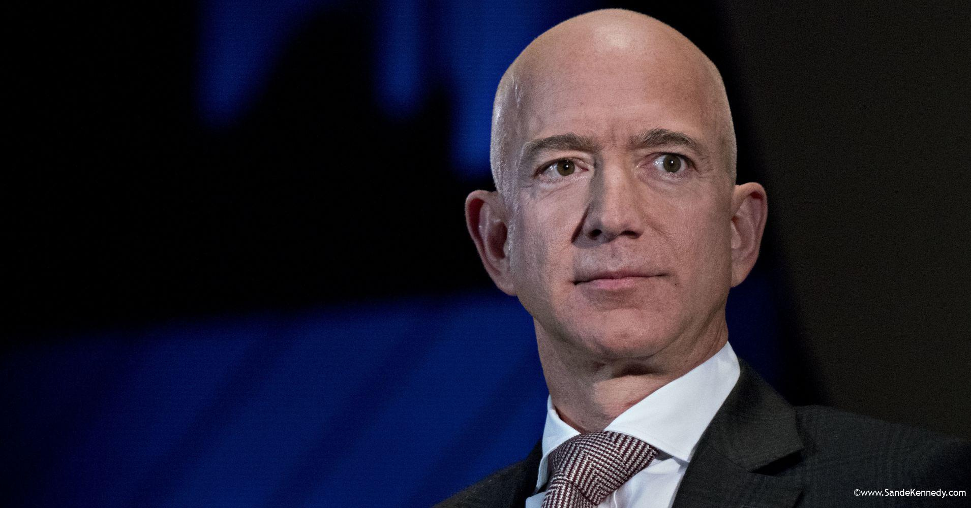 Confirmed Amazon founder Jeff Bezos has lost his place as the world's richest man.