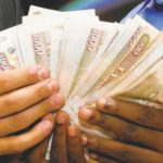 The rare occurrence of having 1 million Kenyan shillings