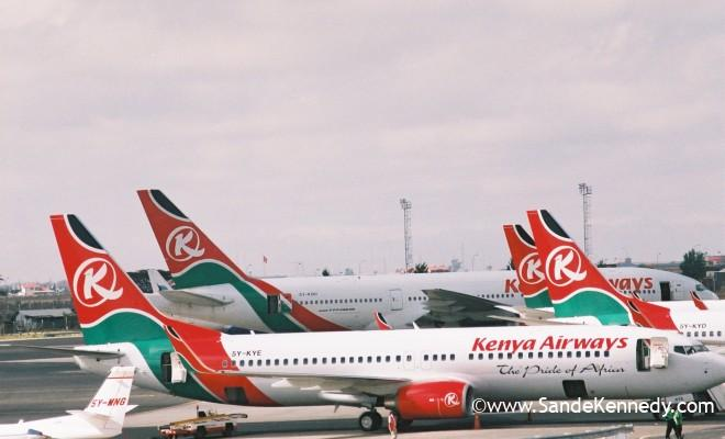 The Airport Authority List of all airports in Kenya