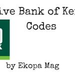 LIST OF ALL COOPERATIVE BANK BRANCHES AND CODES IN KENYA