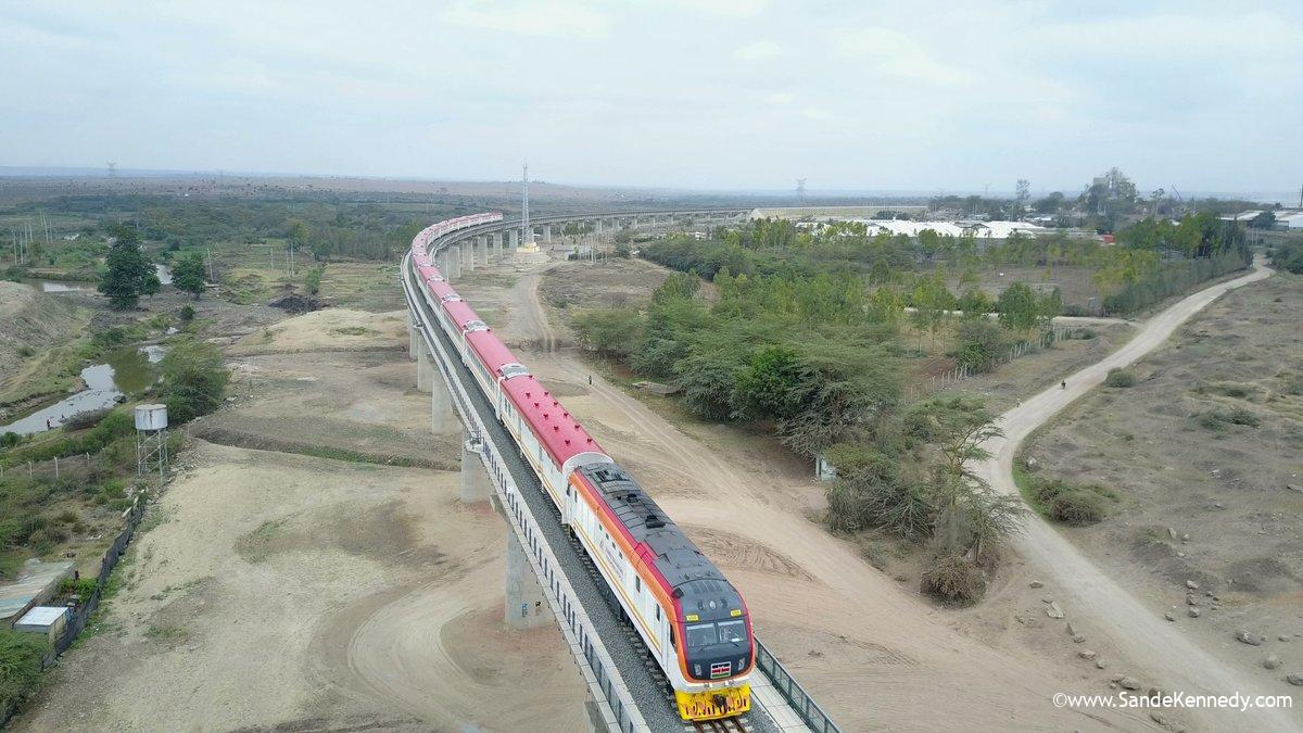 Kisumu SGR Funding Ready, Says Transport CS Macharia