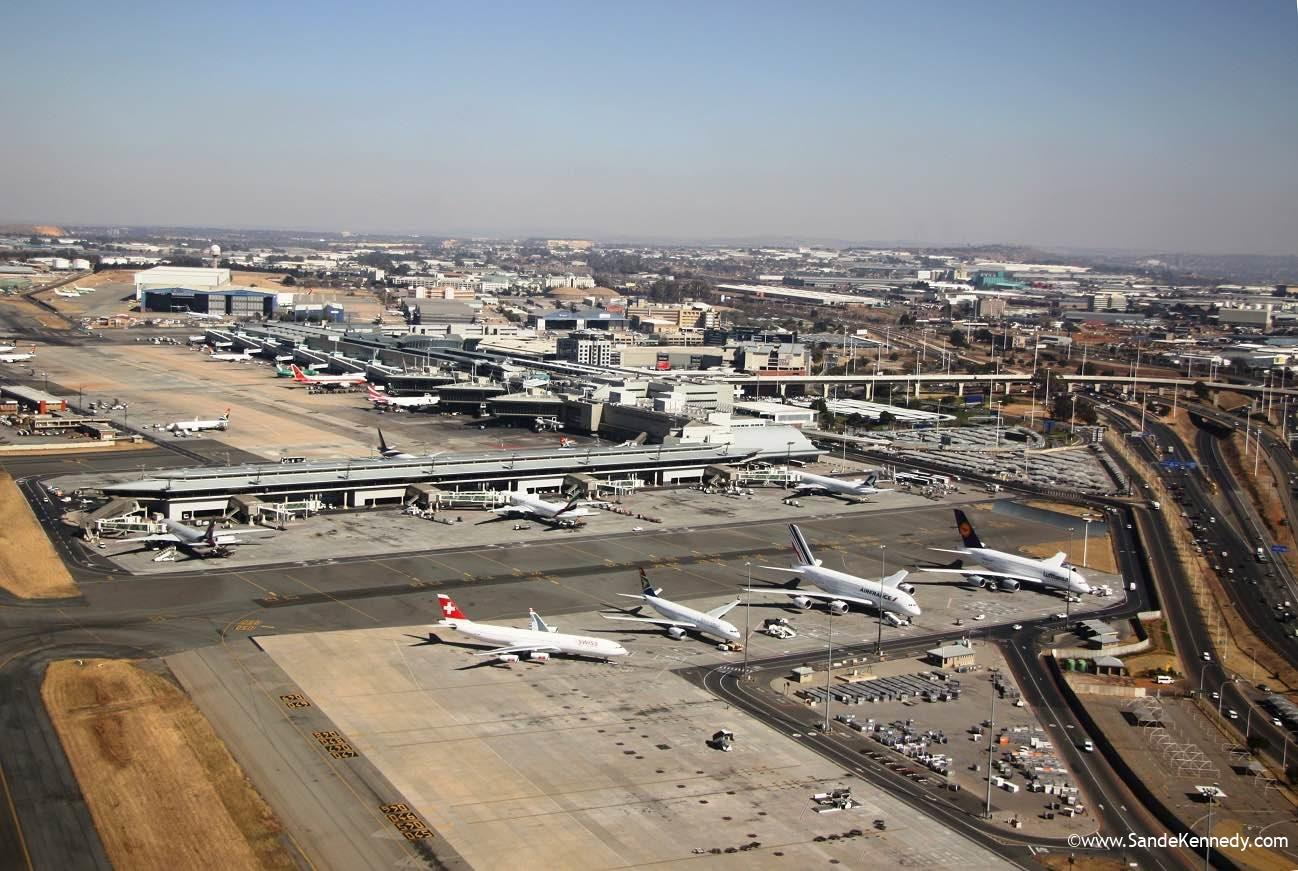 Top 10 Biggest Airports In Africa – Largest Airports
