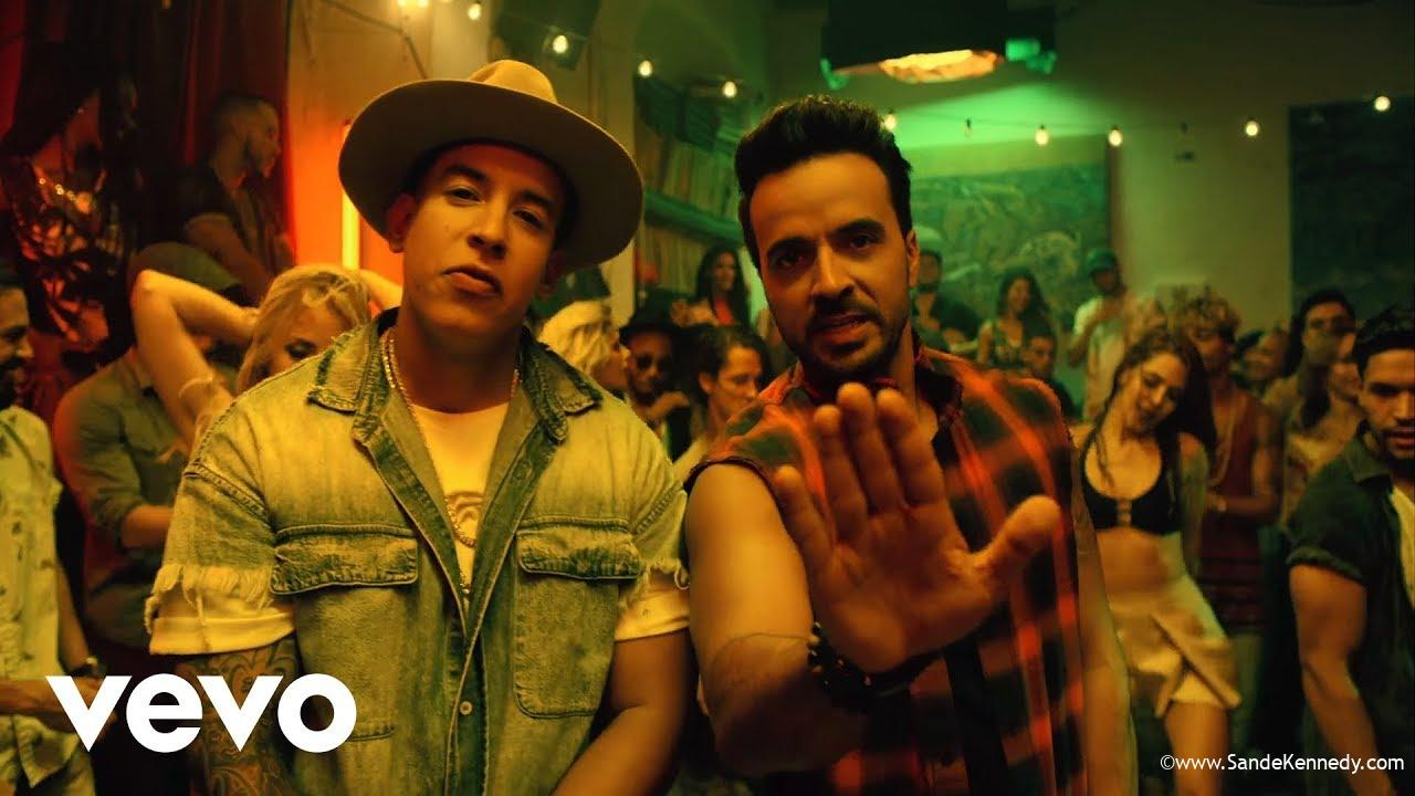 Despacito Luis Fonsi – lyrics