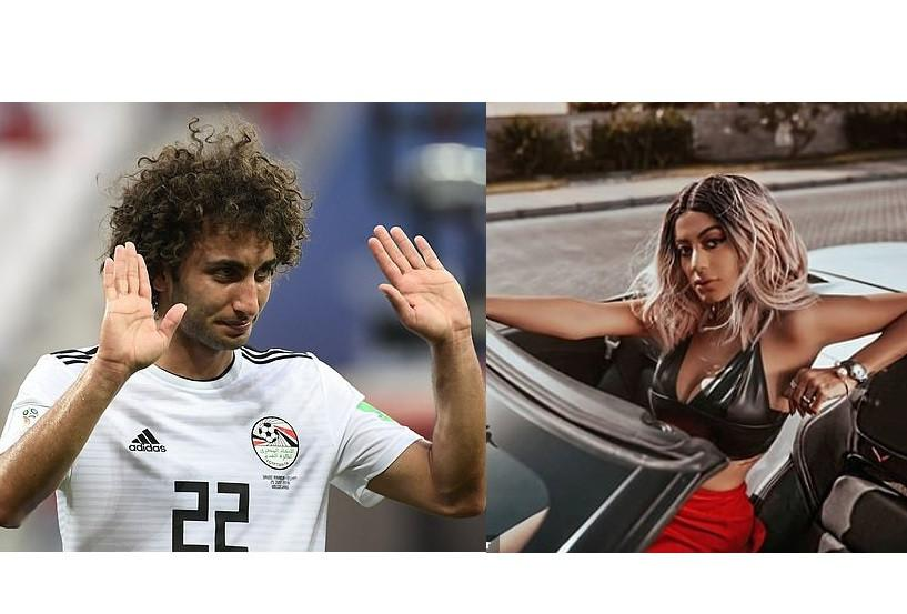 Update! Egypt recalls Amr Warda after kicking him out of AFCON 2019 for 'sending inappropriate sexual messages' to Instagram model