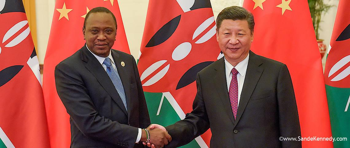 PHOTOS: THE MAKING OF PRESIDENT UHURU MUIGAI KENYATTA