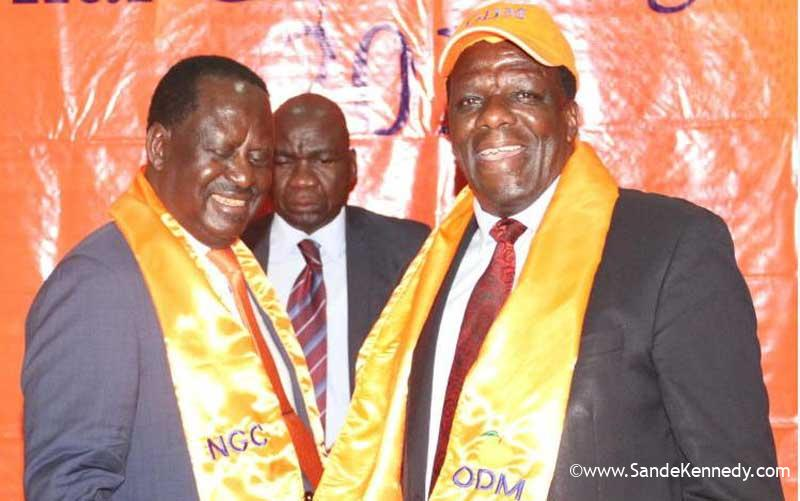 ODM gets last laugh as it wins Sh4 billion parties funds