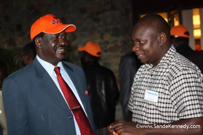 Raila Set to Make Major Changes in ODM